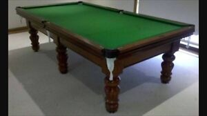 Billiard table - 9ft x 4.5ft St Albans Brimbank Area Preview