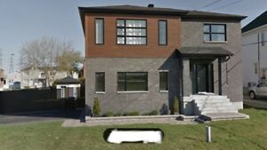 Luxury house for rent in Fabreville, Laval