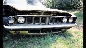 1968-1974 Dodge Mopars Plymouth Wanted