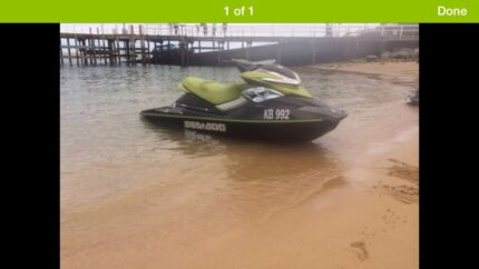 05 Seadoo rxp 215 supercharged  Langwarrin Frankston Area Preview