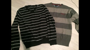 Boys Sweater. Nautica & Tommy Hilfiger. Both for $15