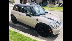 Mini Cooper automatique « brand New »