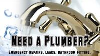 Need a plumber?