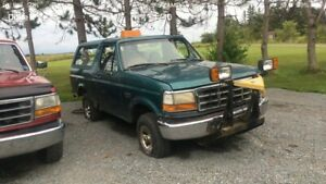 87-97 Ford Pickup Parts