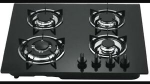 4 burner glass top brand new gas stove cooktop use with LPG gas Blacktown Blacktown Area Preview