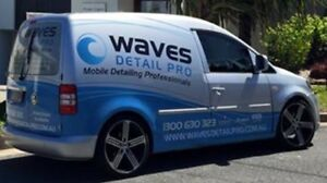 Established Mobile detailing franchise Macquarie Hills Lake Macquarie Area Preview