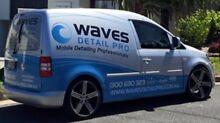 Established Mobile detailing franchise Macquarie Hills Lake Macquarie Area Preview