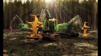 Landing clearing/lot clearing