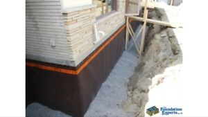 Waterproofing!!! Affordable,reliable, Quality work!!!!