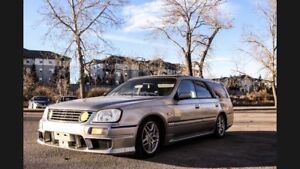 1999 Nissan Stagea RS4S