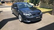 2012 Ford Falcon FG XR6 MKii Sedan Sale Wellington Area Preview