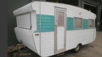 Wanted: Caravan Wanted old classic and Retro.