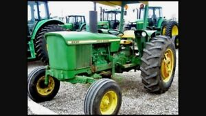 Looking for utility tractor