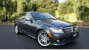2009 Mercedes c350 4 matic