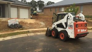 Bobcat and Operator Hire Horsley Park Fairfield Area Preview