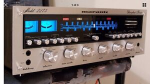Old Stereo Receivers and Amps Wanted