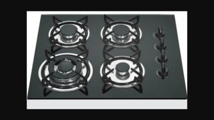 4 burner glass top brand new gas stove cooktop use with LPG gas