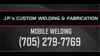 J.P.'s CUSTOM WELDING & FABRICATION