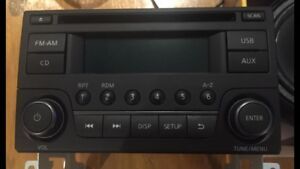 Stock head unit and speakers from 2018 Nissan 370Z