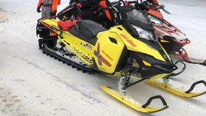 Ski Doo summit x