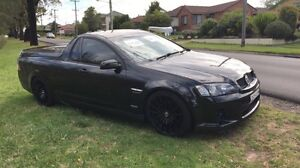 Holden 2010 VE UTE Loftus Sutherland Area Preview