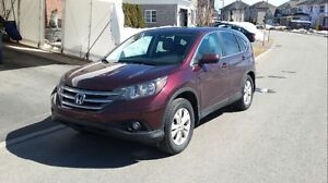 Honda Crv ex 2014 awd reprise de location 5500$ a la signature