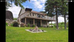 Modern four season muskoka cottage *short and long term rental