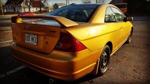 Honda Civic Si 2001 !!!