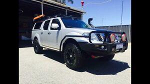 Nissan Navara 2012  D40 ST 6spd manual Canning Vale Canning Area Preview