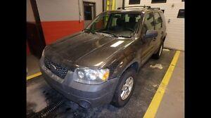 2007   Ford Escape 4x4