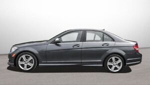 Full option 2011 C300 4matic best offer or trade with suv