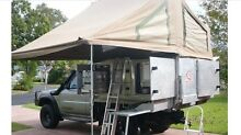 Pacific Aluminium Camper. Mid to high teens. Negotiable. Riverstone Blacktown Area Preview
