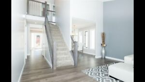 Professionally renovated in St Albert with 4 beds upstairs