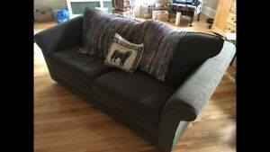 Great Condition Couch (with pull-out bed)