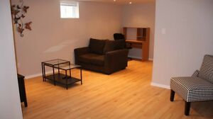 2 bedroom basement apartment - central mountain
