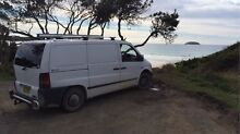 Mercedes Vito Merewether Newcastle Area Preview