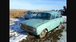 WANTED Vauxhall Victor Wagon Sunbury Hume Area Preview