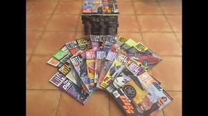 52 Hot 4's Magazines Craigmore Playford Area Preview