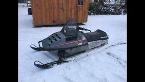 1988 Polaris Indy 500 trail for sale or trade