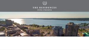 The residences at 5 points
