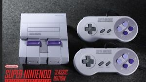 SNES Classic modded with 200 games