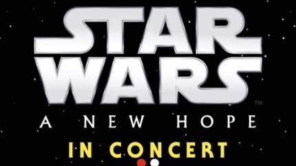 Star Wars in concert tickets Sydney Symphony
