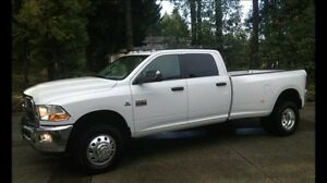 2012 Dodge Ram dually