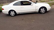Mercedes CLK 1998 1 year reg Melbourne CBD Melbourne City Preview