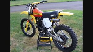 Looking for vintage dirt bike project