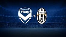 Melbourne Victory v Juventus tickets (2). Traralgon Latrobe Valley Preview