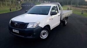 2014 Toyota Hilux Ute Bossley Park Fairfield Area Preview