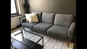 DWR Midcentury Sofa