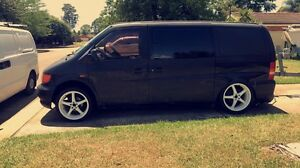 2000 Mercedes Benz Vito 108cdi. $2500 firm! North Richmond Hawkesbury Area Preview