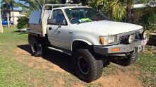 Turbo diesel hilux Bowen Whitsundays Area Preview